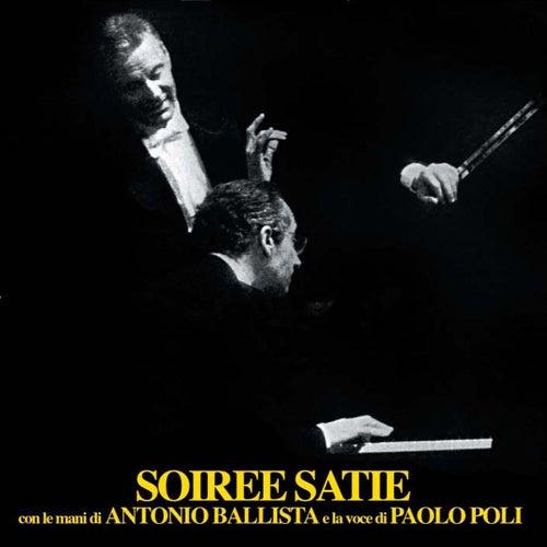 Soirée Satie by Paolo Poli