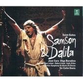 Saint-Saëns : Samson et Dalila by Colin Davis