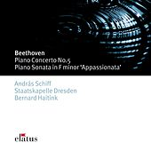 Play & Download Beethoven : Piano Concerto No.5 & Piano Soonata No.23 by András Schiff | Napster