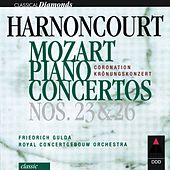 Mozart : Piano Concertos Nos 23 & 26 by Various Artists
