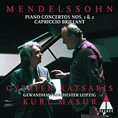 Play & Download Mendelssohn : Piano Concertos Nos 1, 2 & Capriccio brillant by Kurt Masur | Napster