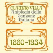 Antologia della Canzone Italiana by Claudio Villa