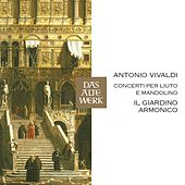 Vivaldi : Concertos for Lute and Mandolin by Il Giardino Armonico