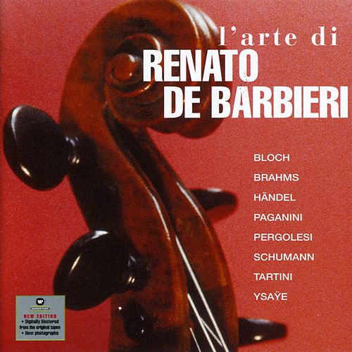 Play & Download L'Arte di Renato De Barbieri by Renato de Barbieri | Napster
