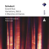 Play & Download Schubert : Grand Duo, Variations D813, Marches militaires - piano duet by Daniel Barenboim | Napster