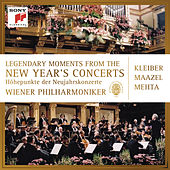 Play & Download Legendary Moments of the New Year's Concert by Various Artists | Napster