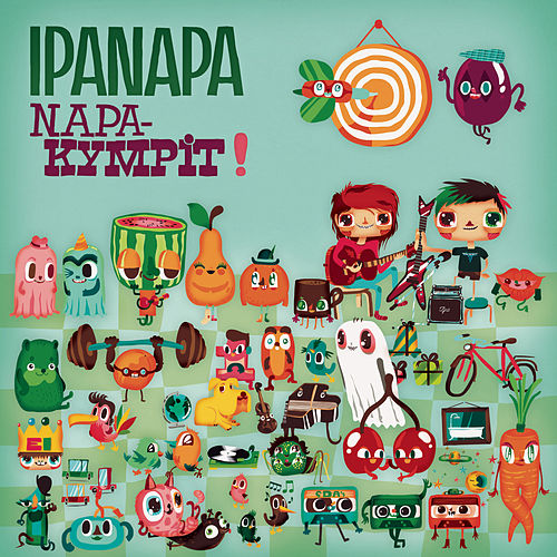 Play & Download Ipanapa: Napakympit! by Various Artists | Napster