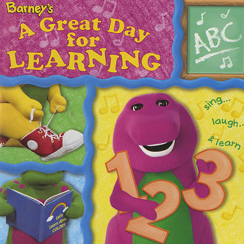 Play & Download A Great Day for Learning by Barney | Napster