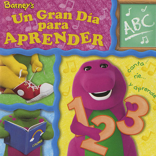 Play & Download Un Gran Dia para Aprender by Barney | Napster
