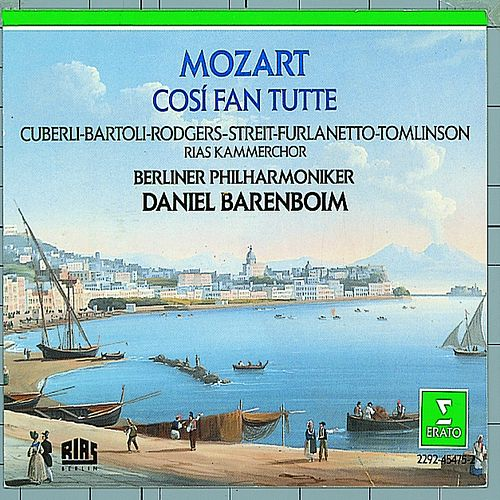 Mozart : Cosi fan tutte by Various Artists