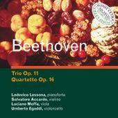 Trio op. 11 - Quartetti Op. 16 by Salvatore Accardo
