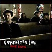 She Says von Unwritten Law