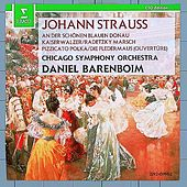 Play & Download Strauss, Johann II : Waltzes & Polkas by Daniel Barenboim | Napster
