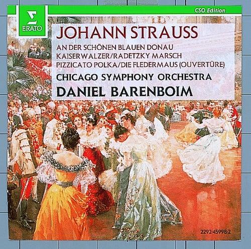 Play & Download Strauss, Johann II : Waltzes & Polkas by Daniel Barenboim | Napster