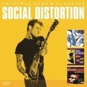 Original Album Classics von Social Distortion