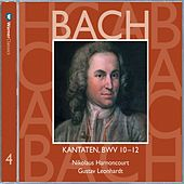 Bach, JS : Sacred Cantatas BWV Nos 10 - 12 by Various Artists