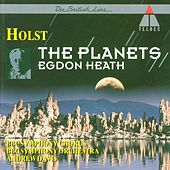 Holst : The Planets & Egdon Heath by Andrew Davis