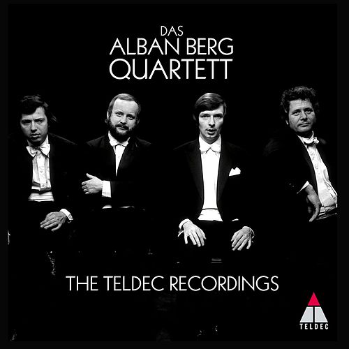 Play & Download Alban Berg Quartet - The Teldec Recordings by Alban Berg Quartet | Napster