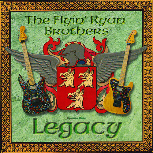 Ryanetics Music: Legacy by The Flyin' Ryan Brothers