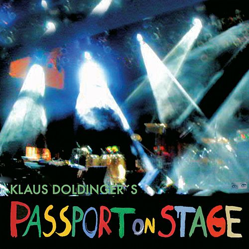 On Stage von Klaus Doldingers Passport