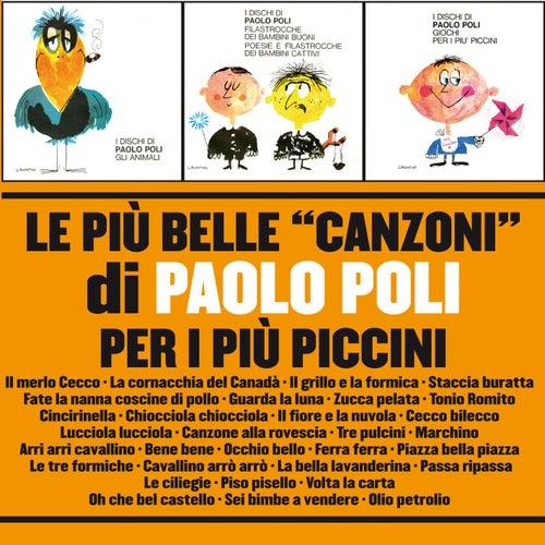 Le più belle 'Canzoni' di Paolo Poli per i più piccini by Paolo Poli