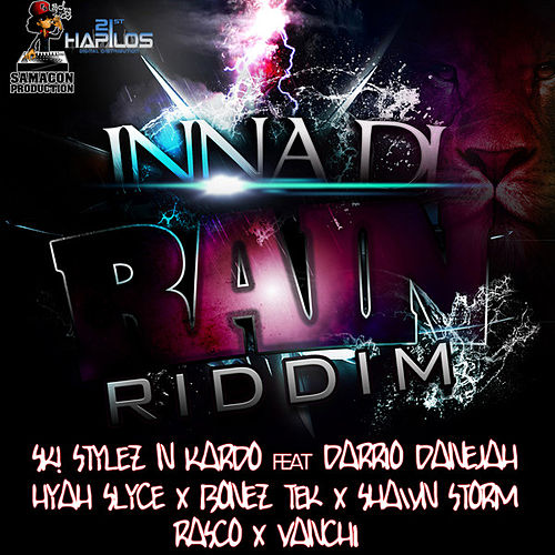 Inna Di Rain Riddim by Various Artists