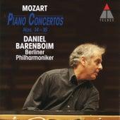 Mozart : Piano Concertos Nos 14, 15 & 16 by Daniel Barenboim