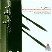 Haydn : Divertimentos for Wind Instruments by Consortium Classicum