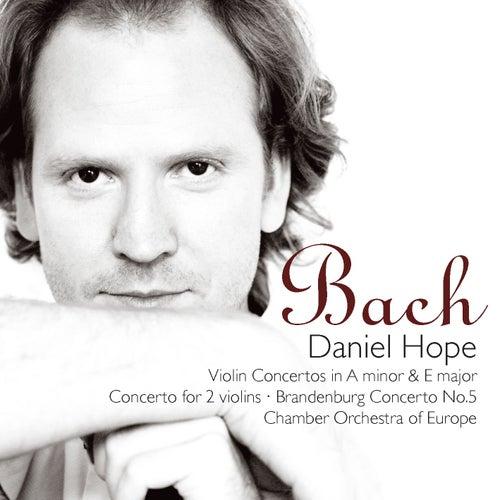 Bach, JS : Violin Concertos by Daniel Hope (Classical)