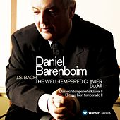 Play & Download Bach, JS : Well-Tempered Clavier Book 2 by Daniel Barenboim | Napster