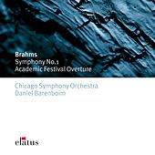 Play & Download Brahms : Symphony No.1 & Academic Festival Overture by Daniel Barenboim | Napster