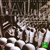 Play & Download Bach, JS : Complete Organ Works Vol.4 by Marie-Claire Alain | Napster