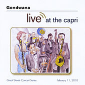 Live At the Capri by Gondwana