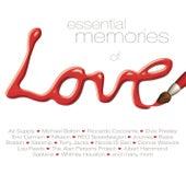 Essential Memories Of Love von Various Artists