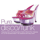Pure... Disco/Funk von Various Artists
