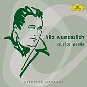 Fritz Wunderlich: Musical Pearls von Various Artists