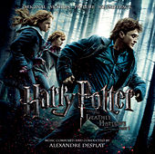 Harry Potter - The Deathly Hallows de Alexandre Desplat