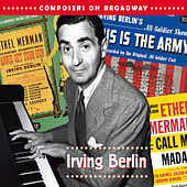 Composers On Broadway: Irving Berlin von Various Artists