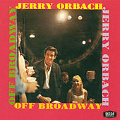 Jerry Orbach: Off Broadway von Jerry Orbach