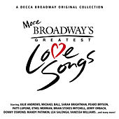 More Broadway Love Songs von Various Artists