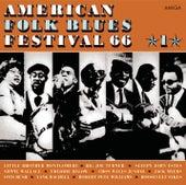 American Folk Blues Festival 66 Vol.1 von Various Artists