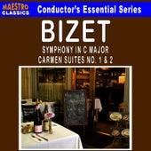 Play & Download Bizet: Symphony in C Major - Carmen Suites No. 1 & 2 by Ljubljana Symphony Orchestra | Napster