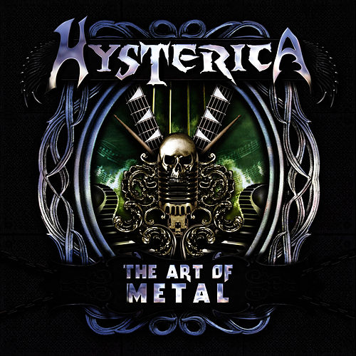 The Art of Metal by Hysterica