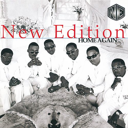 Home Again by New Edition