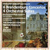Bach: Brandenburg Concertos; Orchestral Suites von The English Concert