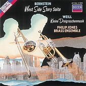 Bernstein: West Side Story/Weill: Little Threepenny Music von The Philip Jones Brass Ensemble