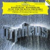 Handel: Water Music, HWV 348-350; Music for the Royal Fireworks, HWV 351 de Orpheus Chamber Orchestra