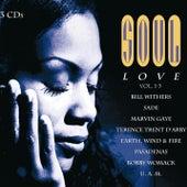 Soul Love Vol. 1 - Soul Love Vol. 2 - Soul Love Vol. 3 von Various Artists