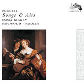 Purcell: Songs & Airs von Emma Kirkby