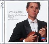 Bruch, Mendelssohn, Mozart Violin Concertos von Joshua Bell